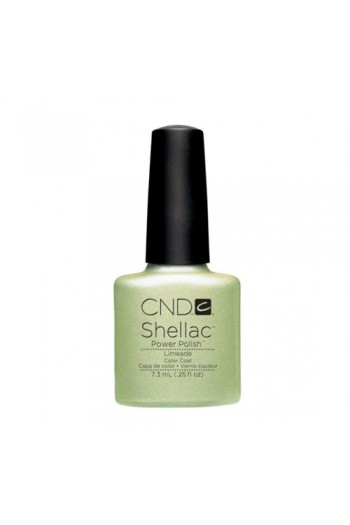 CND Shellac Power Polish - Sweet Dreams Collection - Limeade -  0.25oz / 7.3ml