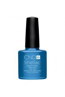 CND Shellac Power Polish - Summer Splash Collection - Water Park - 0.25oz / 7.3ml