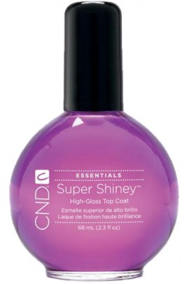 CND Super Shiney Top Coat - 2.3oz / 68ml