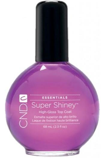 CND Super Shiney Top Coat - 2.3oz / 68ml