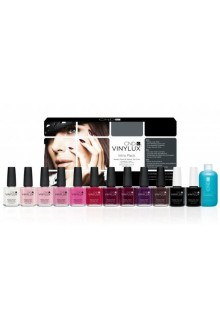 CND Vinylux Weekly Polish - Intro Pack