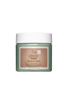 CND Earth Mineral Bath - 11.8oz / 335g