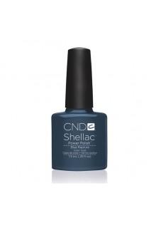 CND Shellac Power Polish - Forbidden Collection  Fall 2013 - Blue Rapture - 0.25oz / 7.3ml