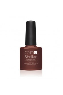 CND Shellac Power Polish - Forbidden Collection  Fall 2013 - Burnt Romance - 0.25oz / 7.3ml
