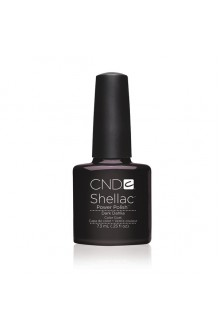 CND Shellac Power Polish - Forbidden Collection  Fall 2013 - Dark Dahlia - 0.25oz / 7.3ml