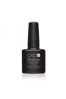 CND Shellac Power Polish - Forbidden Collection  Fall 2013 - Dark Dahlia - 0.25oz / 7.3ml