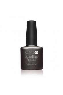 CND Shellac Power Polish - Forbidden Collection  Fall 2013 - Night Glimmer - 0.25oz / 7.3ml