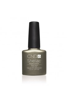 CND Shellac Power Polish - Forbidden Collection  Fall 2013 - Steel Glaze - 0.25oz / 7.3ml