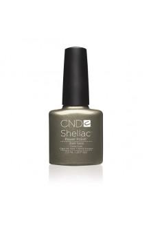 CND Shellac Power Polish - Forbidden Collection  Fall 2013 - Steel Glaze - 0.25oz / 7.3ml