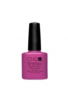 CND Shellac Power Polish - Paradise Collection - Sultry Sunset - 0.25oz / 7.3ml
