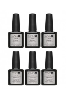CND Shellac - Base Coat - 0.25oz / 7.3ml (6pk)