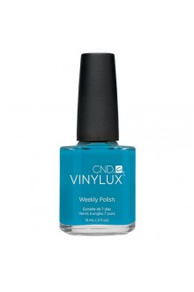 CND Vinylux Weekly Polish - Paradise Collection - Cerulean Sea - 0.5oz / 15ml