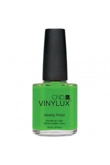 CND Vinylux Weekly Polish - Paradise Collection - Lush Tropics - 0.5oz / 15ml