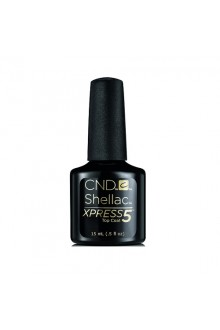 CND Shellac Xpress5 Top Coat - 0.5oz / 15ml