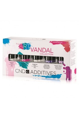 CND Additives - Art Vandal Collection - Limited Edition