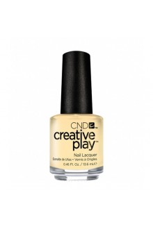 CND Creative Play Nail Lacquer - Bananas For You - 0.46oz / 13.6ml