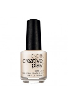 CND Creative Play Nail Lacquer - Base Coat - 0.46oz / 13.6ml