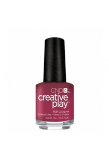 CND Creative Play Nail Lacquer - Berried Secret - 0.46oz / 13.6ml