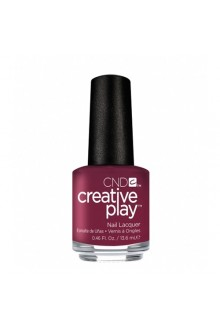 CND Creative Play Nail Lacquer - Berry Busy - 0.46oz / 13.6ml