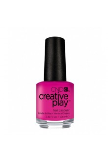 CND Creative Play Nail Lacquer - Berry Shocking - 0.46oz / 13.6ml
