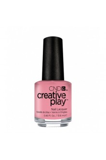 CND Creative Play Nail Lacquer - Blush On U - 0.46oz / 13.6ml