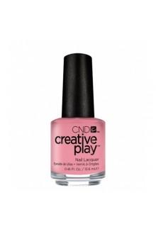 CND Creative Play Nail Lacquer - Blush On U - 0.46oz / 13.6ml
