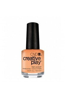 CND Creative Play Nail Lacquer - Clementine Anytime - 0.46oz / 13.6ml