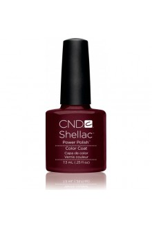 CND Shellac - Dark Lava - 0.25oz / 7.3ml