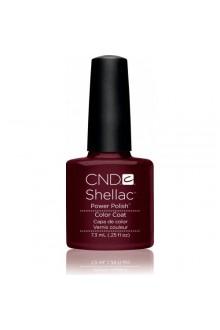 CND Shellac - Dark Lava - 0.25oz / 7.3ml
