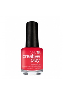 CND Creative Play Nail Lacquer - Coral Me Later - 0.46oz / 13.6ml