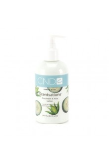 CND Scentsations - Cucumber & Aloe Lotion - 8.3oz / 245ml