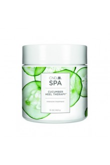 CND Spa - Cucumber Heel Therapy - Intensive Treatment - 15oz / 425g