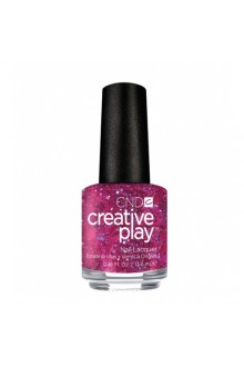 CND Creative Play Nail Lacquer - Dazzleberry - 0.46oz / 13.6ml