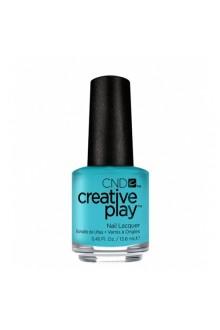 CND Creative Play Nail Lacquer - Drop Anchor - 0.46oz / 13.6ml