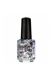 CND Creative Play Nail Lacquer - Glittabulous - 0.46oz / 13.6ml