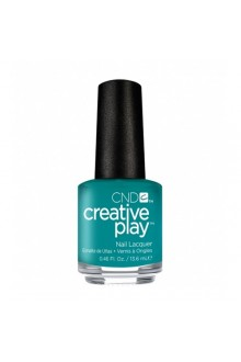 CND Creative Play Nail Lacquer - Head Over Teal - 0.46oz / 13.6ml