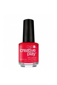 CND Creative Play Nail Lacquer - Hottie Tomattie - 0.46oz / 13.6ml