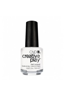 CND Creative Play Nail Lacquer - I Blanked Out - 0.46oz / 13.6ml