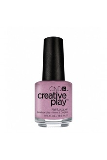 CND Creative Play Nail Lacquer - I Like To Mauve It - 0.46oz / 13.6ml