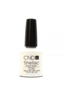 CND Shellac Power Polish - Ice Vapor - 0.25oz / 7.3ml