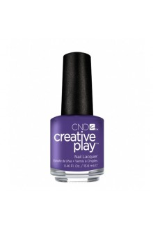 CND Creative Play Nail Lacquer - Isn't She Grape - 0.46oz / 13.6ml