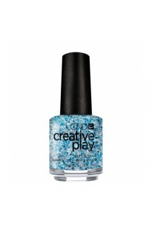 CND Creative Play Nail Lacquer - Kiss + Teal - 0.46oz / 13.6ml