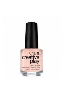 CND Creative Play Nail Lacquer - Life's A Cupcake - 0.46oz / 13.6ml