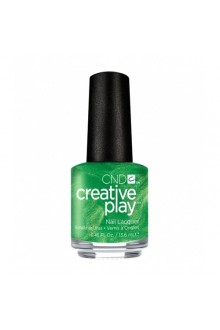 CND Creative Play Nail Lacquer - Love It or Leaf It - 0.46oz / 13.6ml