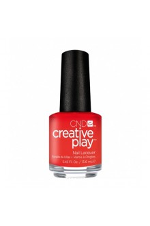 CND Creative Play Nail Lacquer - Mango About Town - 0.46oz / 13.6ml