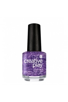 CND Creative Play Nail Lacquer - Miss Purplelarity - 0.46oz / 13.6ml