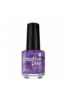 CND Creative Play Nail Lacquer - Miss Purplelarity - 0.46oz / 13.6ml