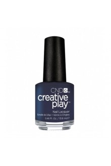 CND Creative Play Nail Lacquer - Navy Brat - 0.46oz / 13.6ml