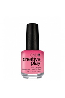 CND Creative Play Nail Lacquer - Oh Flamingo - 0.46oz / 13.6ml