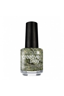 CND Creative Play Nail Lacquer - Olive For Moment - 0.46oz / 13.6ml